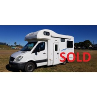 MERCEDES BENZ EXPLORER 4 BERTH 2009