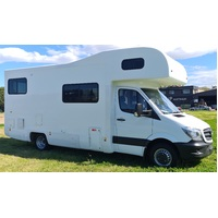 KEA RIVER MERCEDES BENZ V721 6 BERTH 2015